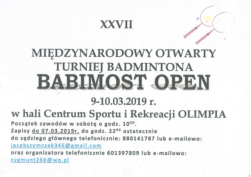 babimost open-1